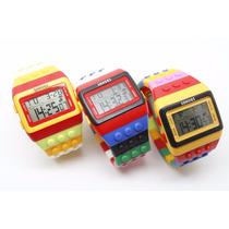 Reloj Lego Colors Super Moda