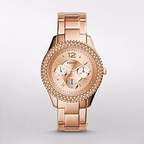 Reloj Fossil Mujer Stella Multifunction Es3590 | Watchito