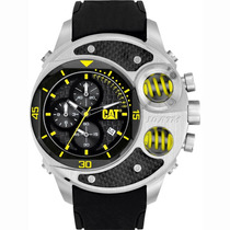 Cat Watches Du 54 Mm Crono Fibra Carbon Du14321120 Diego:vez