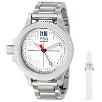 Reloj Esq Movado - Plateado Wmvd18