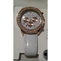 Reloj Aeropostale Blanco Mujer Nuevo! 100% Original