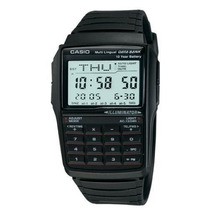 Reloj Casio Dbc32 Data Bank Calculador 5 Alarmas Despertador