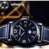 Reloj Infantry Modelo In-025 Casual Envio Gratis