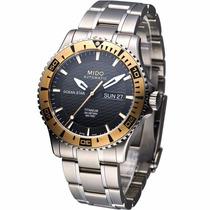Reloj Mido Ocean Star Automático Titanio M0114305406102