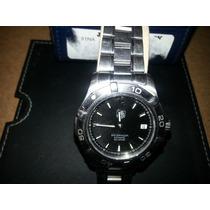 Reloj Tag Heuer Negro Calibre 5 300 M Reloj Automático 41 Mm