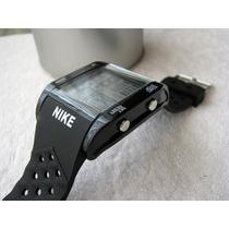 Excelente Reloj Nike Digital Contra Agua Subasta 1 Peso