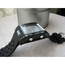 Moderno Reloj Nike Digital Contra Agua Subasta 1 Peso
