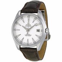 Reloj Omega Seamaster Automático Plateado 23113422102001