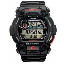 Reloj Casio G-shock 7900 Alarmas Antirayadura Multifunciones
