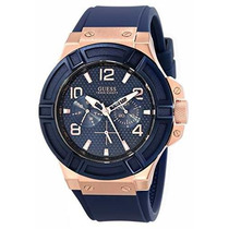 Reloj Guess U0247g3 Azul