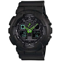 Reloj Casio G-shock Ga-100c-1a3jf Negro