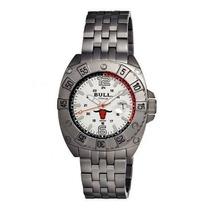 Reloj Bull Titanium Wbt240 Gris