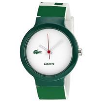 Reloj Lacoste 2020045 Blanco Masculino