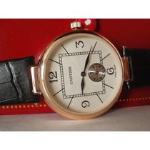 Hermoso Reloj Cartier ,¡¡ Y Ademas Reloj Gratis !!