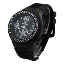 Reloj Kienzle Poseidon Lady Negro Femenino