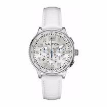 Reloj Nautica N22598 - Cronógrafo - Cristal Mineral - Cfmx