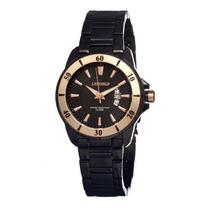Reloj J Springs Bbe051 Para Dama Analogo Fechador Wr100m