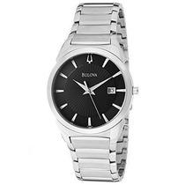 Reloj Bulova Wb16 Plateado