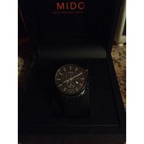 Reloj Hermoso Mido Elegante Y Deportivo