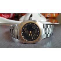 Omega Seamaster Polaris Acero Y Oro Analogico/digital Reloj