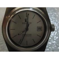 Reloj Tissot Seastar Dama Automático Vintage De Colección