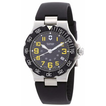 Reloj Victorinox Summit Xlt Acero Inoxidable Caucho 241412