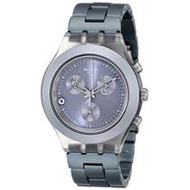 Reloj Swatch Svcm4007ag - Gris