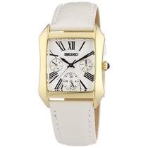 Reloj Seiko Blanco Femenino