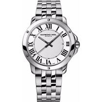 Reloj Raymond Weil Tango A. Inoxidable Blanco 5591-st-00300