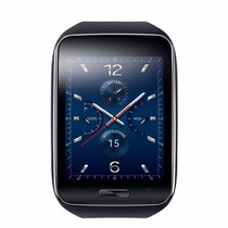 Reloj Samsung Galaxy Gear S R750 Smart Watch W/curved Super