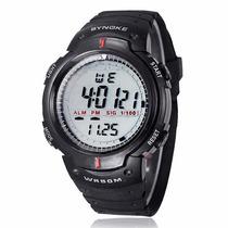 Reloj Digital Synoke Sumergible 50 Mts Natación Envio Gratis