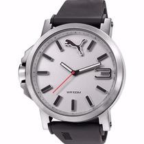 Puma Ultrasize Silver 50mm Pu102941007 Relojes Diego Vez
