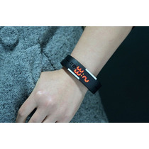Reloj Touch Led Silicon Unisex, Varios Colores