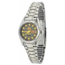 Reloj Orient Wort1168 Plateado