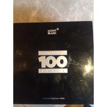 Montblanc Estuche De Reloj 100 Aniversario Edición Especial