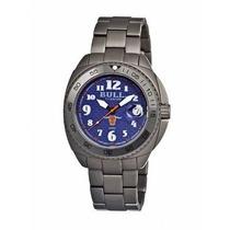 Reloj Bull Titanium Wbt241 Gris