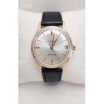 Reloj Vintage Wittnauer Chapa De Oro Suizo Fino Coleccion