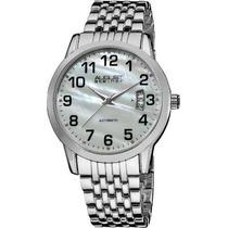 Reloj August Steiner Asa826ss Plateado