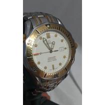 Reloj Omega Seamaster Jumbo Acero Oro