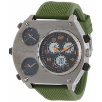 Reloj Rocawear Silicon - Cristal Mineral - Wr 100m - Cfmx