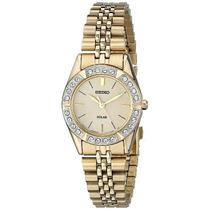 Reloj Seiko Wsk1533 Dorado Femenino
