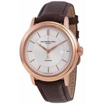 Reloj Raymond Weil Maestro Rosado Automático 2837-pc5-65001