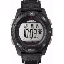 Timex Expedition T49853 Con Alarma Vibratoria Nuevo Con Caja