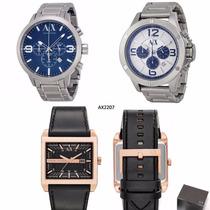 Reloj Armani Exchange 100% Originales Variedad/ Envio Gratis