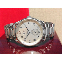Longines Master Colleccion Automatico Acero Cristal Back
