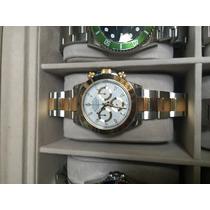 Rolex Daytona Oro Acero Como Nuevo 2014 Con Plasticos Aun