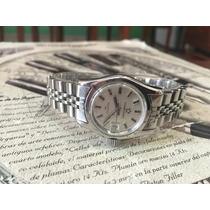Reloj De Dama Eternamatic Kontiki 20 Excelente Automatico