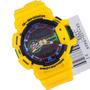 Reloj Casio G Shock Ga-400-9a Dual Time Crono Wr200m