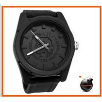 Reloj Diesel Original Dz1591 Unisex Negro Quartz
