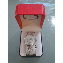 Reloj Hello Kitty Blanco